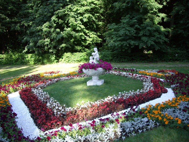 Фестиваль цветников и ландшафтной архитектуры прошел на днях в нашем городе