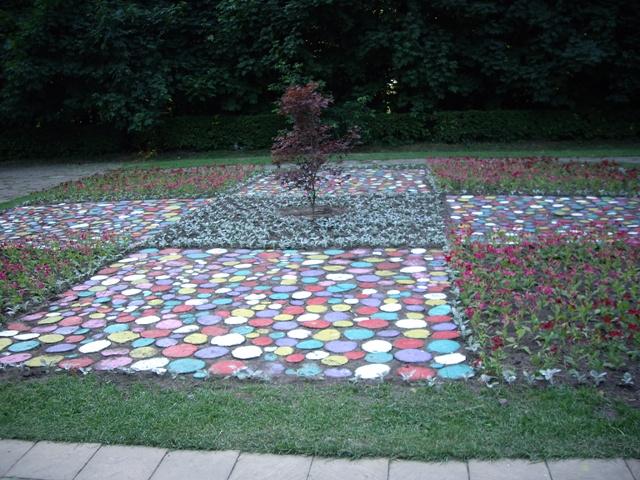 Фестиваль цветников и ландшафтной архитектуры в кузьминках